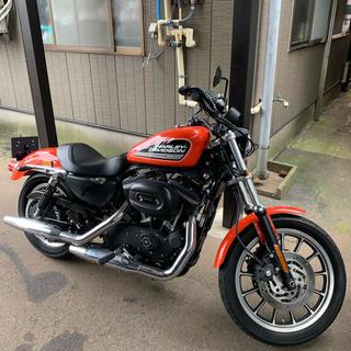 ハーレーダビッドソン(Harley Davidson)のxl883r  スポーツスター(車体)