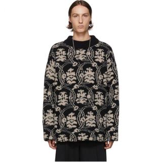 ドリスヴァンノッテン(DRIES VAN NOTEN)のDries van noten 19aw Taco sweater(ニット/セーター)
