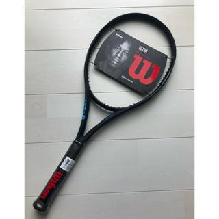 ウィルソン(wilson)のWilson ウルトラ100 G2 新品未使用 ブラック ウイルソン(ラケット)