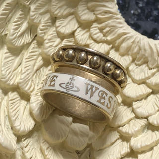 ヴィヴィアンウエストウッド(Vivienne Westwood)の廃番品(リング(指輪))