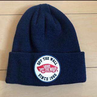 ヴァンズ(VANS)のVANS ニット帽(ニット帽/ビーニー)