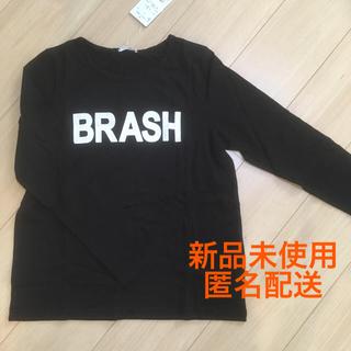 ハニーズ(HONEYS)のレディース ロゴプリントT  Mサイズ(Tシャツ(長袖/七分))