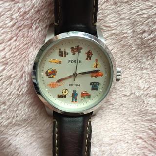 ビームス(BEAMS)のBEAMS×FOSSIL コラボ時計(腕時計(アナログ))