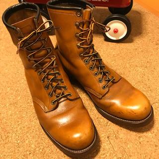 チペワ(CHIPPEWA)の【ビンテージブーツ】Chippewa BOOTS 12D(ブーツ)