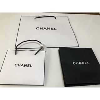 シャネル(CHANEL)のショッパー(ショップ袋)
