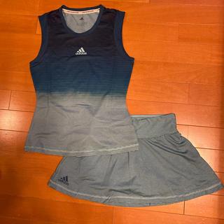 adidas - アディダス  テニスウェアセット