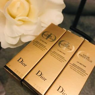 クリスチャンディオール(Christian Dior)のディオール  プレステージ ル ネクター(美容液)