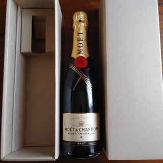 モエエシャンドン(MOËT & CHANDON)のシャンパン 750㎖ MOET&CHANDON(シャンパン/スパークリングワイン)