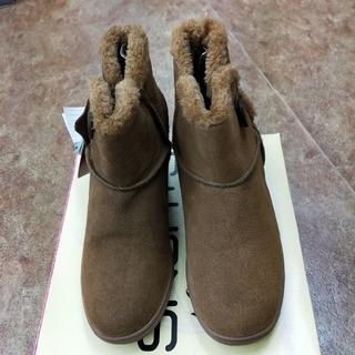 スケッチャーズ(SKECHERS)の23.5cm:新品スケッチャーズ婦人ブーツ(ブーツ)