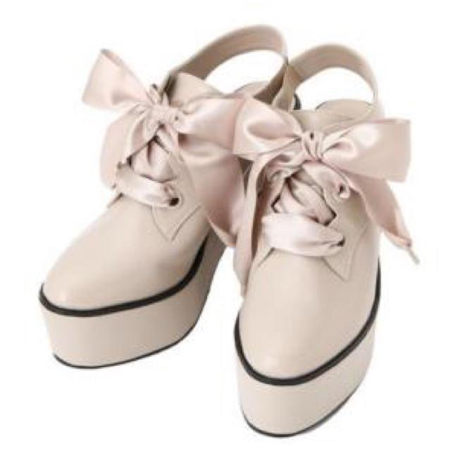 EATME(イートミー)のeatme レースアップサボサンダル レディースの靴/シューズ(サンダル)の商品写真