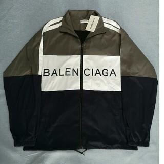 バレンシアガ(Balenciaga)のバレンシアガ ジャケット ロゴ (その他)