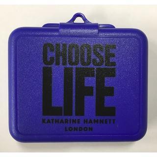 KATHARINE HAMNETT - 携帯灰皿 ポケハイ限定柄(CHOOSE LIFE)