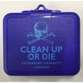 KATHARINE HAMNETT - 携帯灰皿 ポケハイ限定柄(CLEAN UP OR DIE)