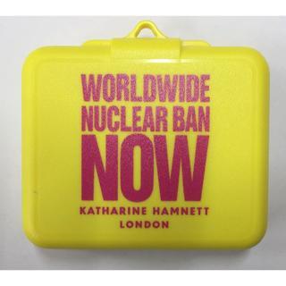 KATHARINE HAMNETT - 携帯灰皿 ポケハイ限定柄(WORLDWIDE)