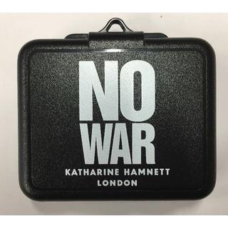 KATHARINE HAMNETT - 携帯灰皿 ポケハイ限定柄(NO WAR)