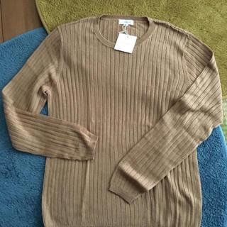 スーツカンパニー(THE SUIT COMPANY)のセーター タグ付き サイズ38(ニット/セーター)