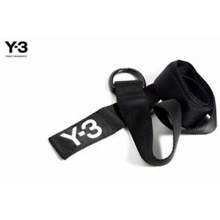 ヨウジヤマモト(Yohji Yamamoto)のY-3 Yohji Yamamoto LOGOベルトWOVEN(ベルト)