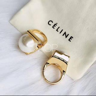 ドゥーズィエムクラス(DEUXIEME CLASSE)のemma様 8号 ロゴ巾着(リング(指輪))