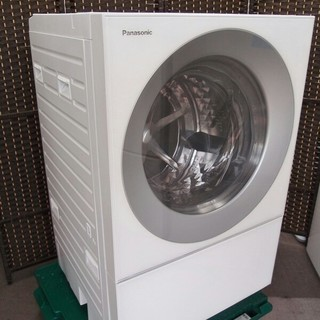 Panasonic - 美品2019年製 パナソニックドラム式電気洗濯乾燥機 NA-VG730L ■