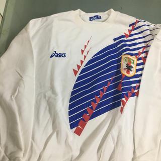 アシックス(asics)のサッカー日本代表トレーナー asics(ウェア)