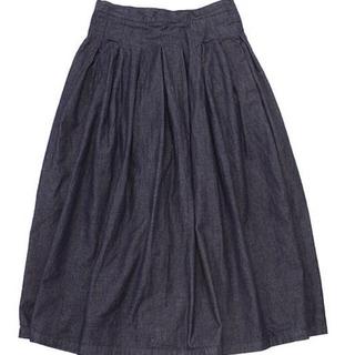カトー(KATO`)のKATO GRANDMA MAMA DAUGHTER プリーツスカート (ロングスカート)