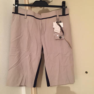 ダブルスタンダードクロージング(DOUBLE STANDARD CLOTHING)のダブスタ  パンツ(ハーフパンツ)