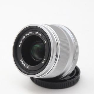 オリンパス(OLYMPUS)の⭐️オリンパス M.ZUIKO DIGITAL 25mm F1.8 シルバー⭐️(レンズ(単焦点))