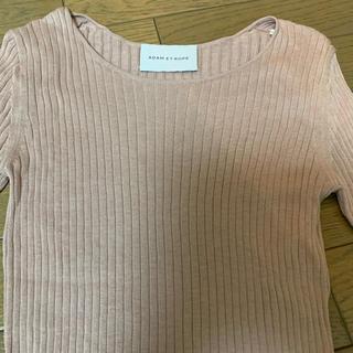 アダムエロぺ(Adam et Rope')のアダムエロぺトップス(Tシャツ(半袖/袖なし))