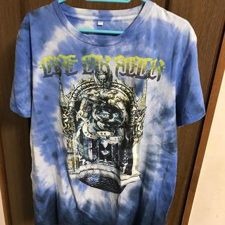 ワンオクロック(ONE OK ROCK)のONE OK ROCK 2014 Mighty Long Fall Tシャツ L(ミュージック)