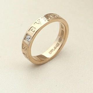ブルガリ(BVLGARI)の正規品Bvlgari ブルガリリング 指輪 レディース 人気品(リング(指輪))