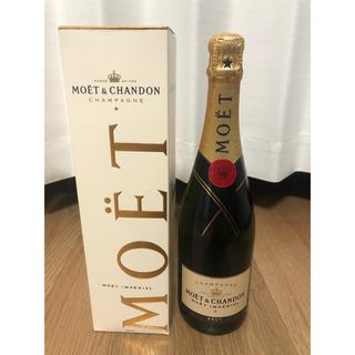 モエエシャンドン(MOËT & CHANDON)のMOET&CHANDON モエ・エ・シャンドン 750ml(シャンパン/スパークリングワイン)