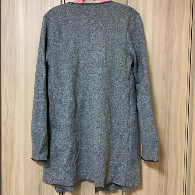 ZARA(ザラ)のZARA♡ニットコート レディースのジャケット/アウター(ニットコート)の商品写真