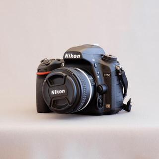 ニコン(Nikon)のD750本体+レンズ3本&レンズフィルターセット(デジタル一眼)