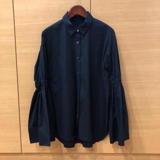 ラウンジドレス(Loungedress)のラウンジドレス ボリューム袖 シャツ(シャツ/ブラウス(長袖/七分))
