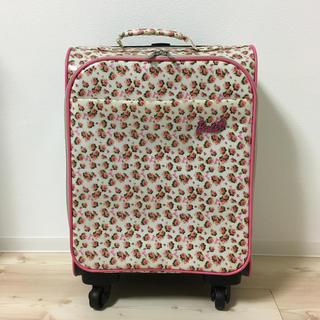 バービー(Barbie)のBarbie☆キャリーバッグ(スーツケース/キャリーバッグ)