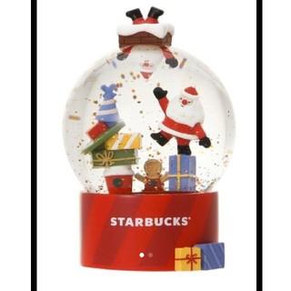 スターバックスコーヒー(Starbucks Coffee)のホリデー2019スノードーム(置物)