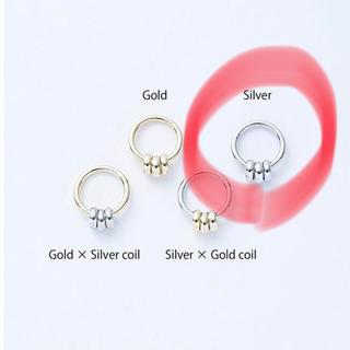 ソワリー soierie coil ring(リング(指輪))