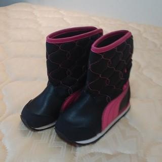プーマ(PUMA)の新品です サイズ14  軽くてとても可愛いブーツです(ブーツ)