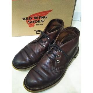 レッドウィング(REDWING)のコーチャン様専用レッドウィング クラシックチャッカ3141 us8.5D(ブーツ)
