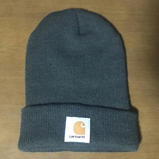 カーハート(carhartt)のcarhartt ニット帽(ニット帽/ビーニー)