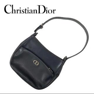 クリスチャンディオール(Christian Dior)のChristian Dior クリスチャンディオール トートバッグ ネイビー 紺(トートバッグ)