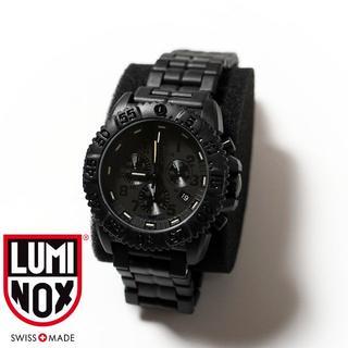 ルミノックス(Luminox)のルミノックス★ ネイビーシールズ 3082.BO クロノグラフ 腕時計(腕時計(アナログ))