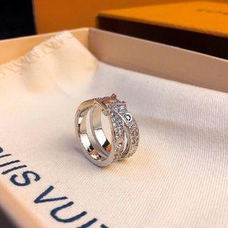 LOUIS VUITTON - 大人気です! LV 指輪 サイズ16