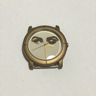 ジャンポールゴルチエ(Jean-Paul GAULTIER)のゴルチエ   GAULTIER  時計  フェイス(腕時計(アナログ))
