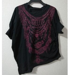 Vivienne Westwood - Vivienne Westwood 変形 Tシャツ