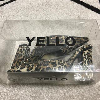 イエローブーツ(Yellow boots)のYELLO レオパードミュール(ミュール)