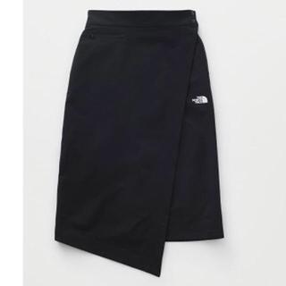 ハイク(HYKE)のノースフェイスハイクTec Wrap Skirt  (ロングスカート)