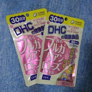 ディーエイチシー(DHC)のoki様専用【DHC】🌹ブルガリアンローズ 30日分*2袋🌹(口臭防止/エチケット用品)