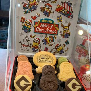 ミニオン(ミニオン)の★新商品★USJ ミニオン クリスマス アソートクッキー お菓子(菓子/デザート)