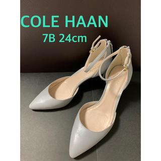 コールハーン(Cole Haan)のCOLE HAAN パンプス 7B 24cm(ハイヒール/パンプス)
